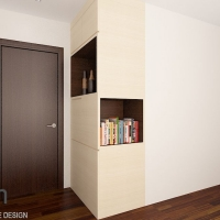 Bedroom storage @1st floor