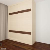 James' wardrobe