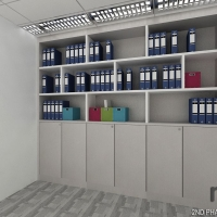 Filing cabinets @ Director room