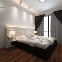 Master Bedroom- Bedframe