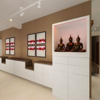 Shoe cabinet 1 & Altar