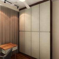 Bedroom 3 cabinet