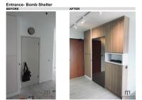 B&A bomb shelter