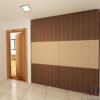 Passageway cabinet