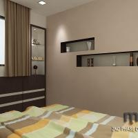 Bedroom3_display cabinet
