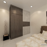 Master bedroom_wardrobe