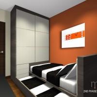 Bedroom 2 - Bedframe