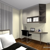 Bedroom 2 - Study