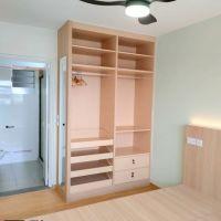 Master Bedroom V2 Wardrobe