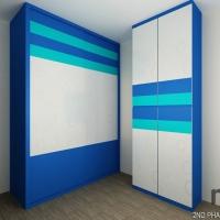 Bedroom 2_wardrobe