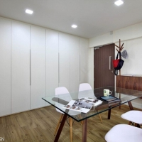 Entrance & Dining area_shoe cabinet & storage