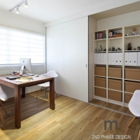 Study room_display & filing cabinet_opened