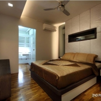 Master Bedroom - Bedhead