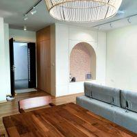 Entrance Shoe Cabinet cum Cozy Corner