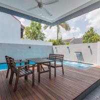 Swimming pool_deck