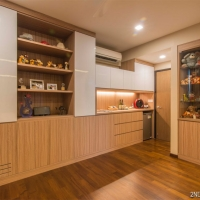 Passage way_pantry & display