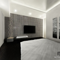 Master bedroom2_TV console