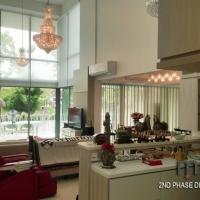 Living area & display