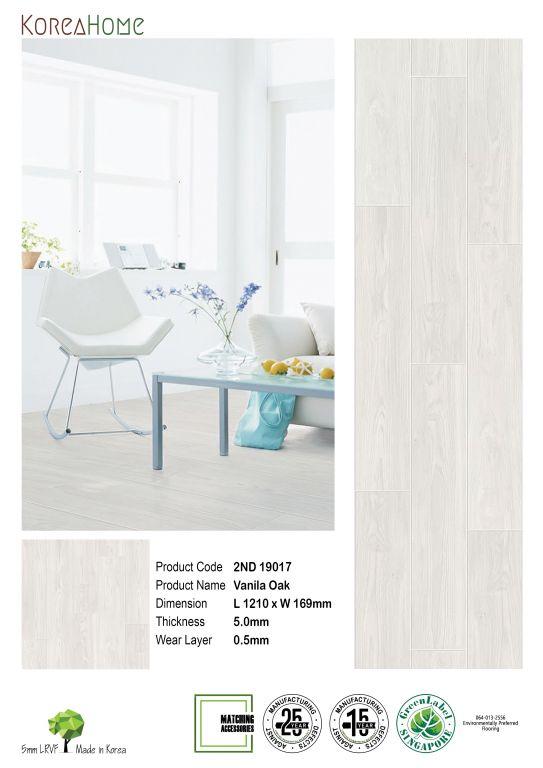 2ND19017 Vanila Oak