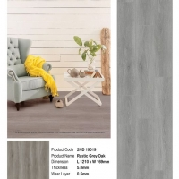 2ND19019 Rustic Grey Oak