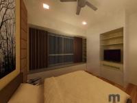 Kovan Residences Blk 1 (3D)