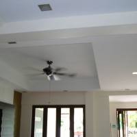 Living area - Ceiling