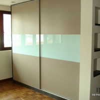 Master Bedroom - Sliding Wardrobe 1