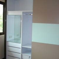 Master Bedroom - Sliding Wardrobe 2