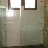 Master Bathroom - Shower Screen 1