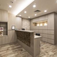 Reception area_Display cabinets
