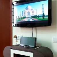 Master Room_TV console