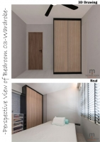 Bedroom 03-Wardrobe