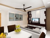 THE INTERLACE CONDO (3D)