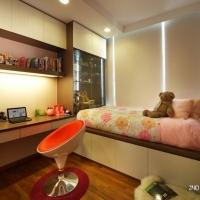 Bedroom - study cum display