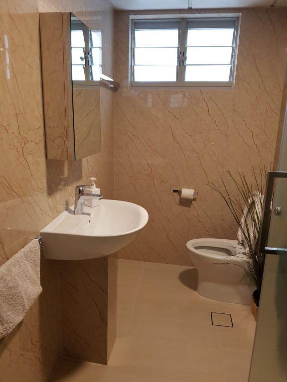 Toilet Wall Overlay 11